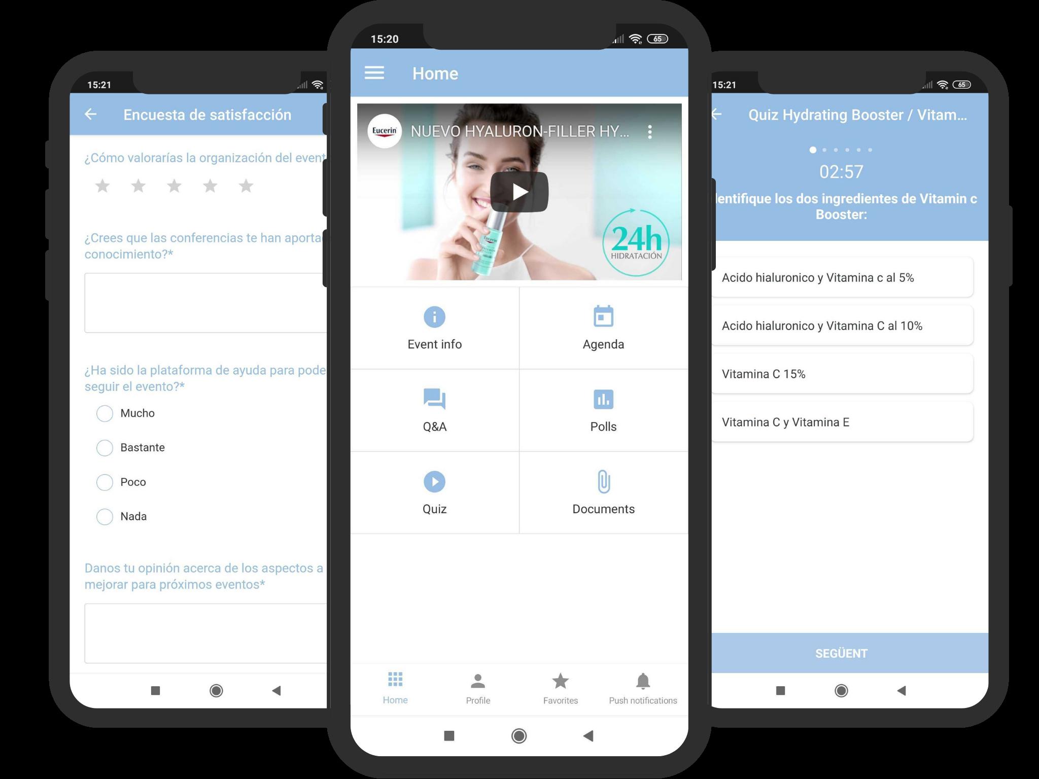 app para eventos meetmaps