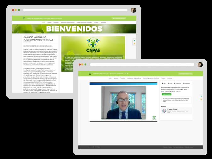 evento virtual congreso