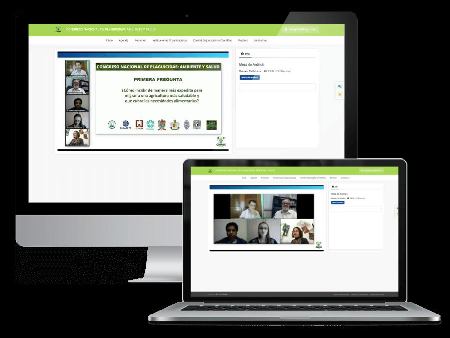 workshop congreso online