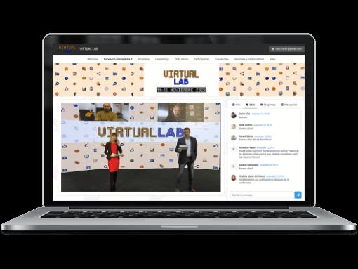 streaming virtual lab